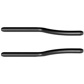 Zipp Alumina Evo 110 Stuur Uitbreidingen 360mm, zwart